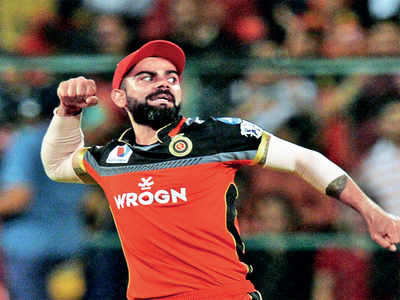 Royal Challengers Bangalore take on Sunrisers Hyderabad as Virat Kohli begins campaign for elusive IPL title