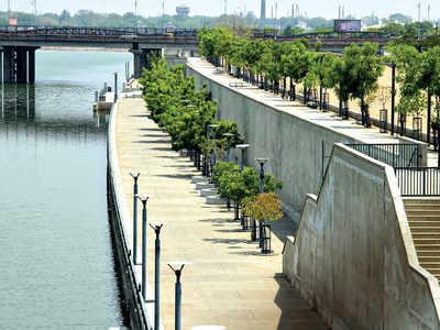 Missing your walks at Sabarmati Riverfront?