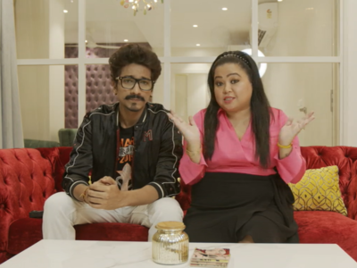 Bharti Singh and Haarsh Limbachiyaa's 'homemade' series based on lockdown