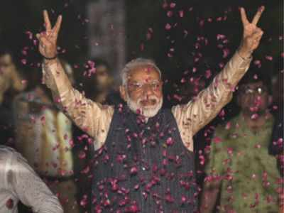 PM Modi thanks B-Town celebs for congratulatory messages