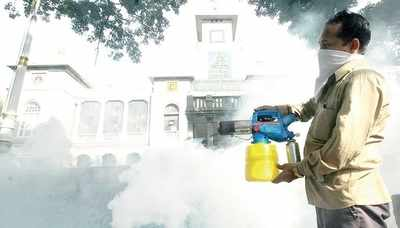 Karnataka ranks 3rd in the country on dengue map