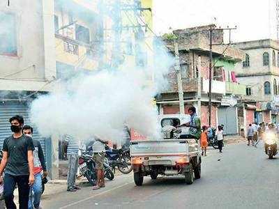 Chikungunya, dengue or Covid?