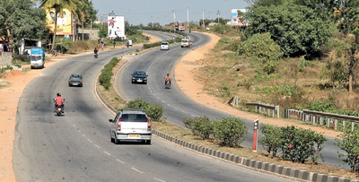 Mysuru is coming closer: Six-laning of Bengauru-Mysuru expressway  begins