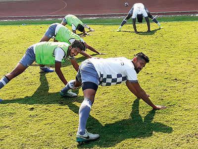 Confident ARA FC take on FC Goa