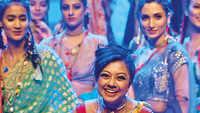 Anupamaa Dayal presents 'Sundari' at DTFW 2019
