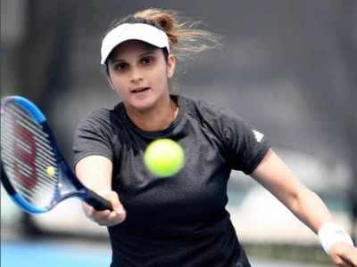 Sania Mirza makes winning return to WTA circuit, enters women's doubles quarterfinals at Hobart International tournament