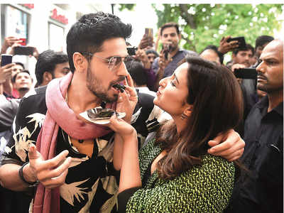 Sidharth Malhotra: Parineeti Chopra and I have matured as actors