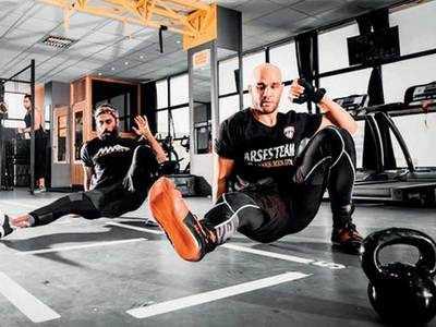 PLAN AHEAD: Get fit