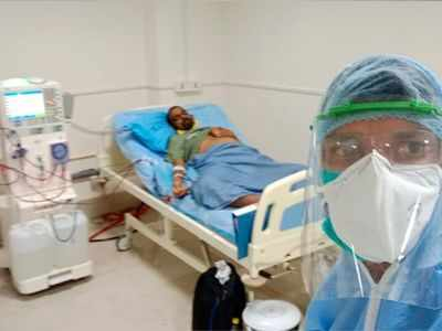 Dialysis facility for covid-19 positive kidney patients started in Mulund