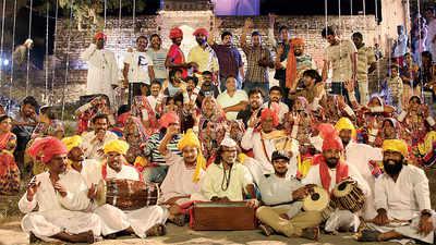 When Puneeth got into the North Karnataka rhythm