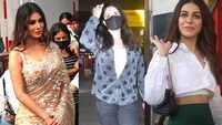 #CelebritiyEvenings: From Mouni Roy to Alaya F, Bollywood celebs spotted in Mumbai
