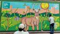 World Wildlife Day: Wall arts event organised at Delhi zoo