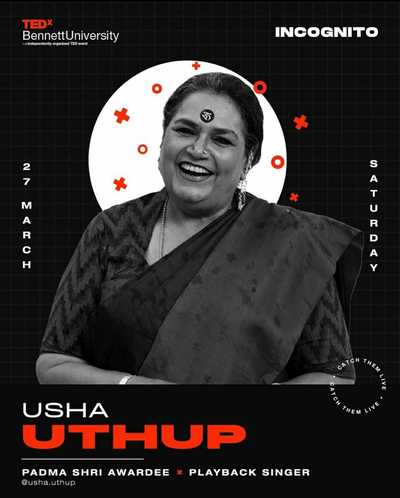 Even now, I get stage fright: Veteran singer Usha Uthup