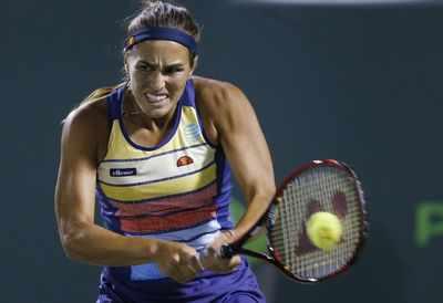 Monica Puig eliminates Caroline Wozniacki from Miami Open