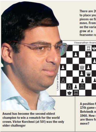 Chess, mathematics and weightloss