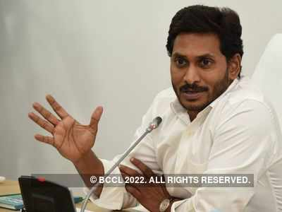 After changing names, YS Jaganmohan Reddy wants his photo, party colour on panchayat buildings in Andhra Pradesh
