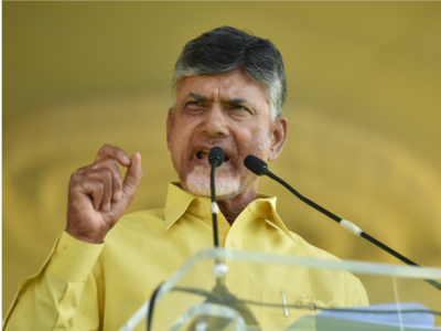 Every party opposed to BJP will have place in Grand Alliance: Chandrababu Naidu