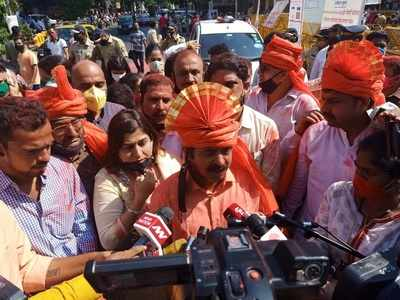 We haven't forgotten Sadhu's killing in Palghar: BJP warns MVA as temples reopen