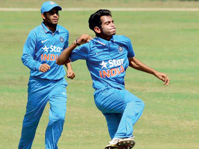 Back trouble: U-19 pacer Kamlesh Nagarkoti to visit London