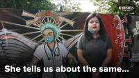 Dr Pratishtha Banga speaks about her mural in Pune