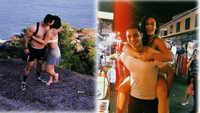Tiger Shroff's sister Krishna Shroff's PDA pics with boyfriend