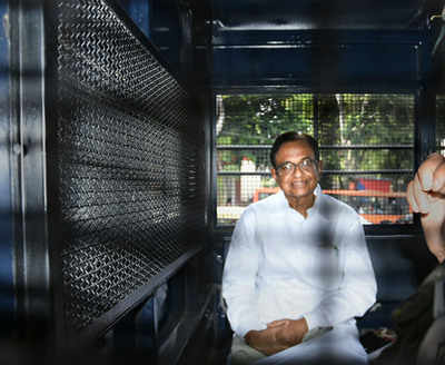 INX Media case: ED team reaches Tihar Jail to question P Chidambaram