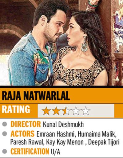 Film review: Raja Natwarlal