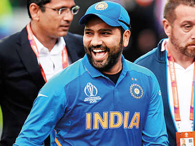 A passage to England: Rohit Sharma's witty response to media