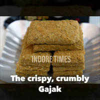 The goodness of gajak