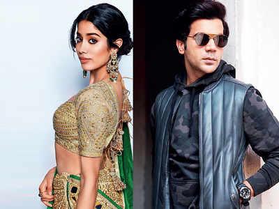 Janhvi Kapoor joins Rajkummar Rao and Varun Sharma's horror-comedy Rooh Afza