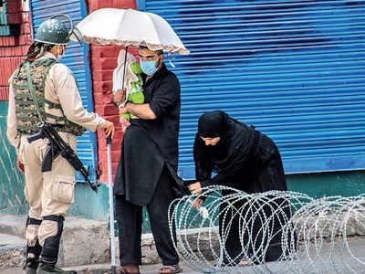 Kashmir: One year on