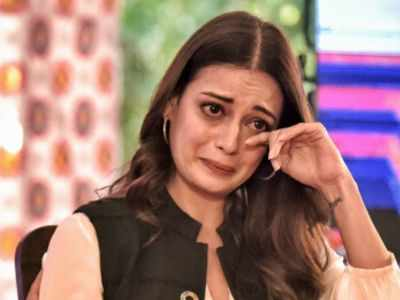 Watch: Why Dia Mirza couldn't stop her tears when she was on stage