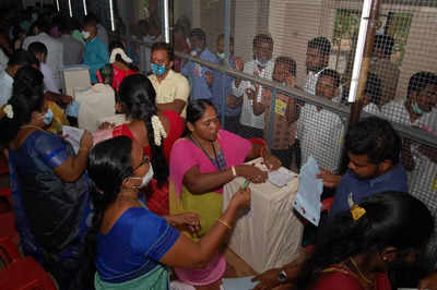 Tamil Nadu rural local body poll results: DMK leads in 88 district panchayat wards