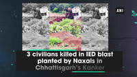 3 civilians killed in IED blast planted by Naxals in Chhattisgarh's Kanker