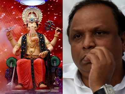 BJP's Ashish Shelar wants Lalbaugcha Raja Ganesh Mandal not to break tradition, celebrate the festival