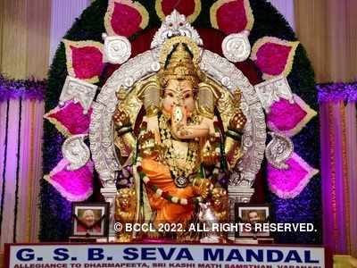 GSB Seva Mandal, King's Circle seeks permission for installing 14 ft Ganpati idol