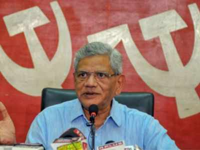 After Congress leader Ghulam Nabi Azad, CPM General Secretary Sitaram Yechury, and CPI's D Raja detained at Srinagar airport
