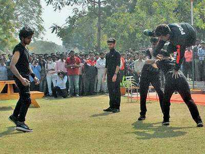PDPU adds international flavour to its sports fest