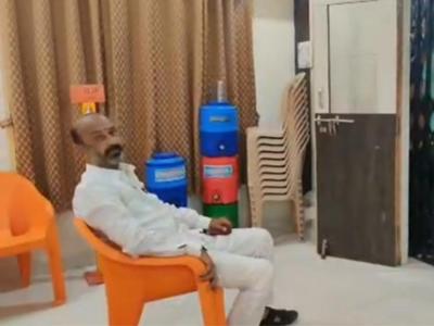 Telangana: High tension in Dubbak after police raid BJP candidate M Raghunandan Rao's home