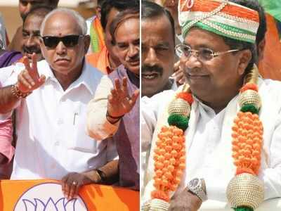 Karnataka Assembly Election Results 2018: BJP, JD(S), Congress reach Raj Bhavan; want to form next government