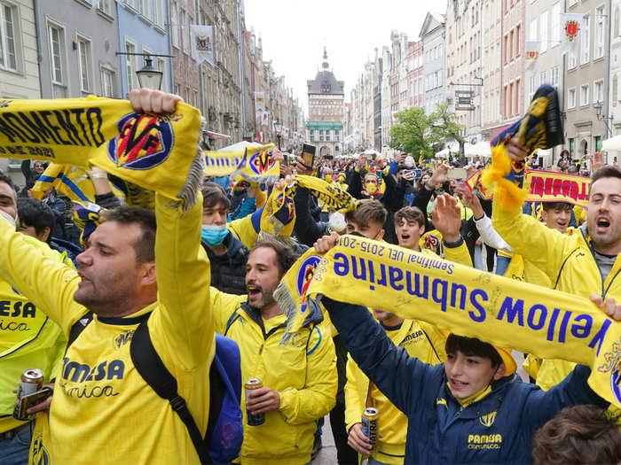 Yellow Submarines are here!