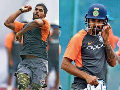 'Unfortunate' Umesh, 'outstanding' Rahul