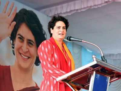 Government can speak to ISI but not opposition leaders, claims Priyanka Gandhi Vadra
