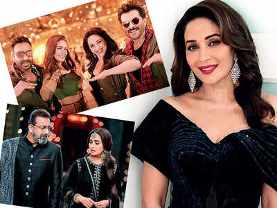 Madhuri Dixit on Kalank: I have been around too long to be disappointed or elated by the box-office result of a film