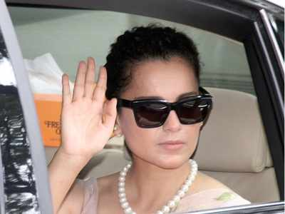 Kangana Ranaut's Twitter account suspended; actress says have many platforms to raise voice