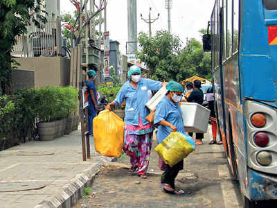 Gujarat crosses the mark of 600