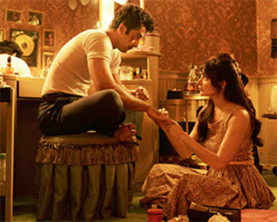 Backstage Pass: Film - Bombay Velvet