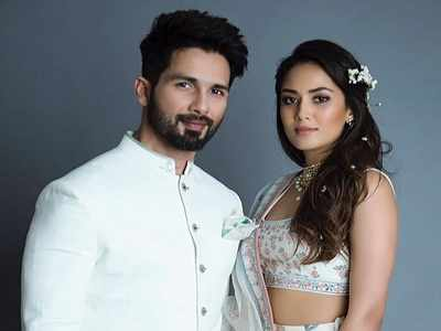 Shahid Kapoor, Mira Kapoor name their baby boy Zain