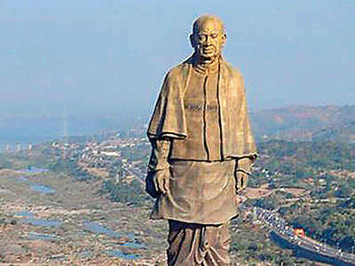 Centre provided Rs 300 crore for Statue of Unity in Gujarat