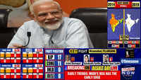 National Election Result: Early trends show PM Narendra Modi-led NDA having edge over UPA